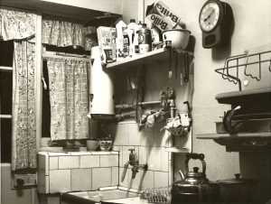 The Kitchen in the 1950's