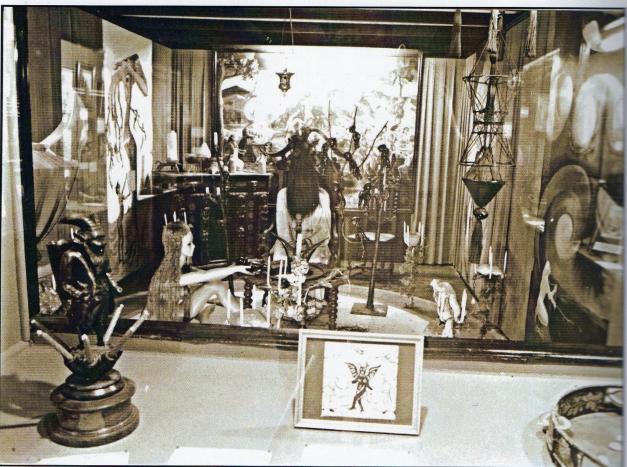 Horned God tableau 1996