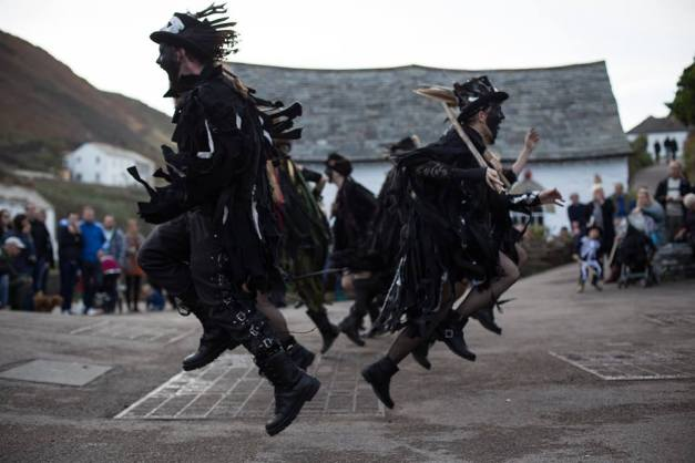 Beltane Border Morris - Photo credit: John Issac
