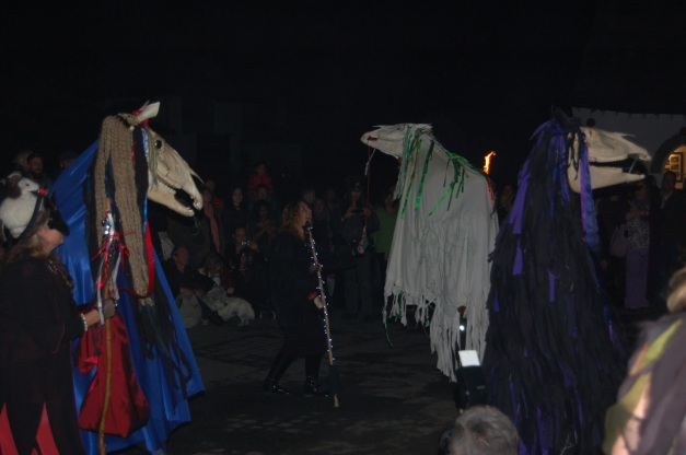 Oss party - Photo credit: Museum of Witchcraft